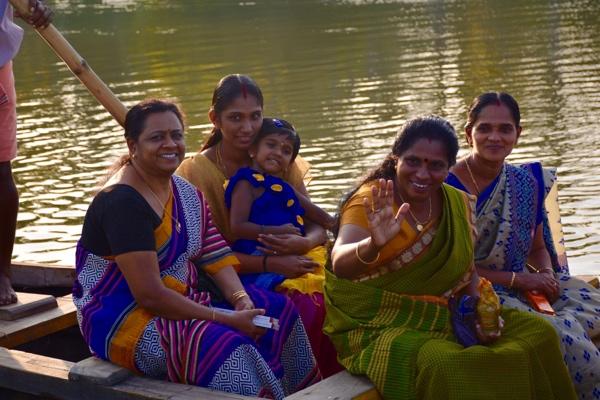 Weltreise mit Kindern, Indien