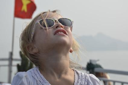 Helen in Vietnam