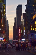 Manhattan, letzte Station der Weltreise
