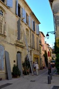 Arles Kulisse