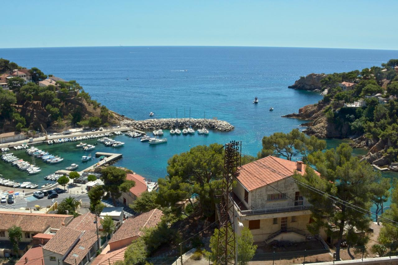 Provence Bucht Calanques