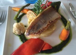 Provence Fischgericht