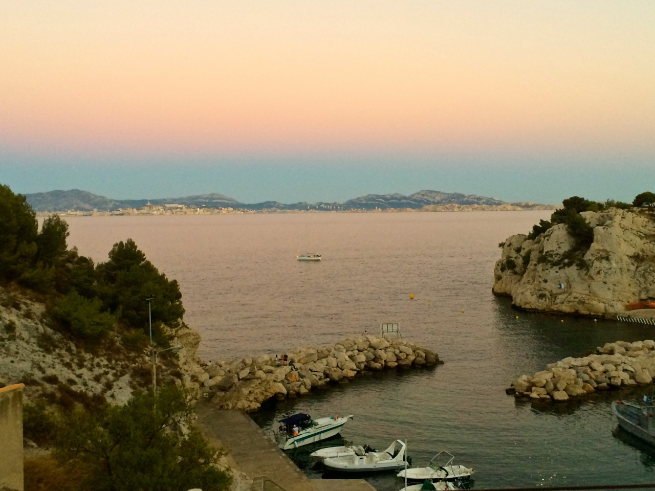 Provence Küste