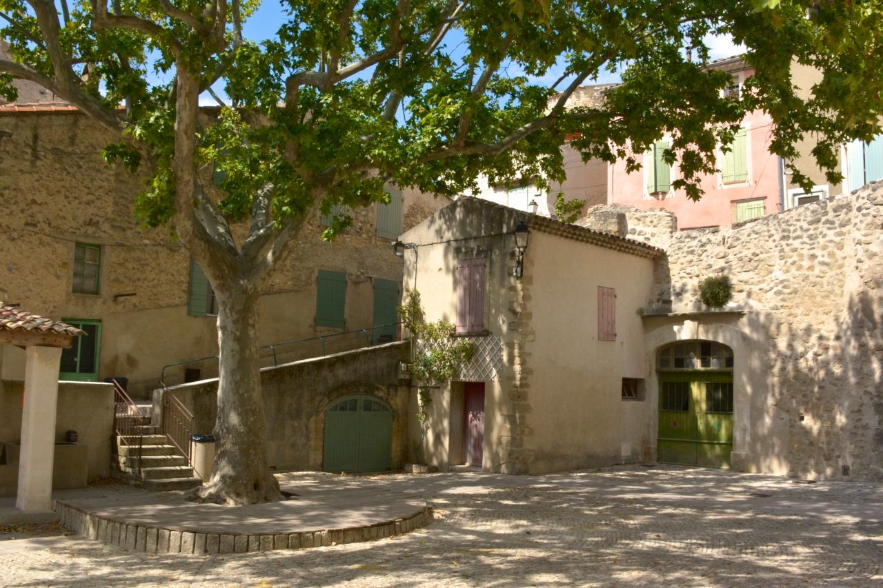 Provence Platz Cucuron