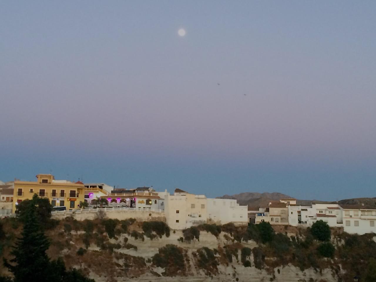 Almeria Abend