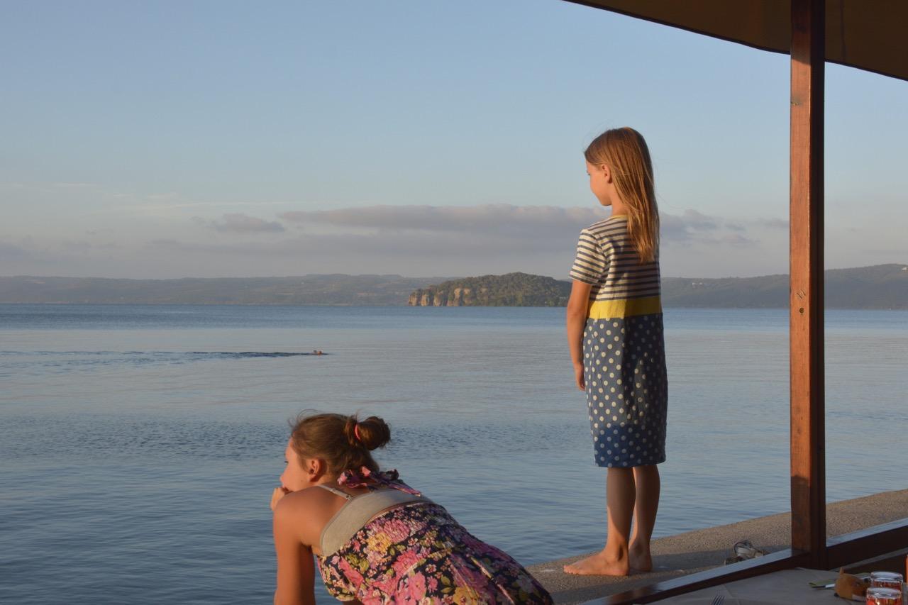 Blog Mädchen am See