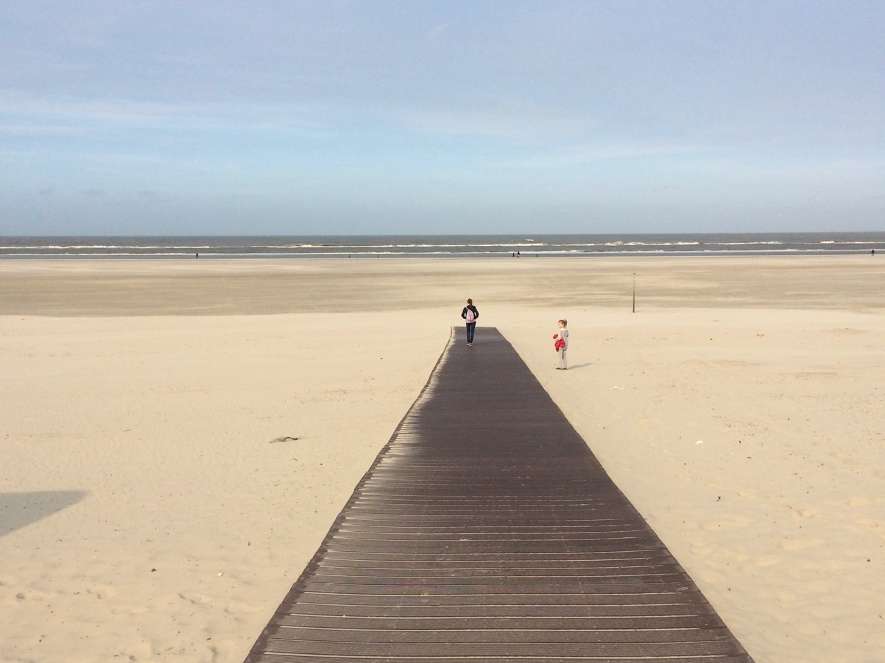 Juist Strand Totale