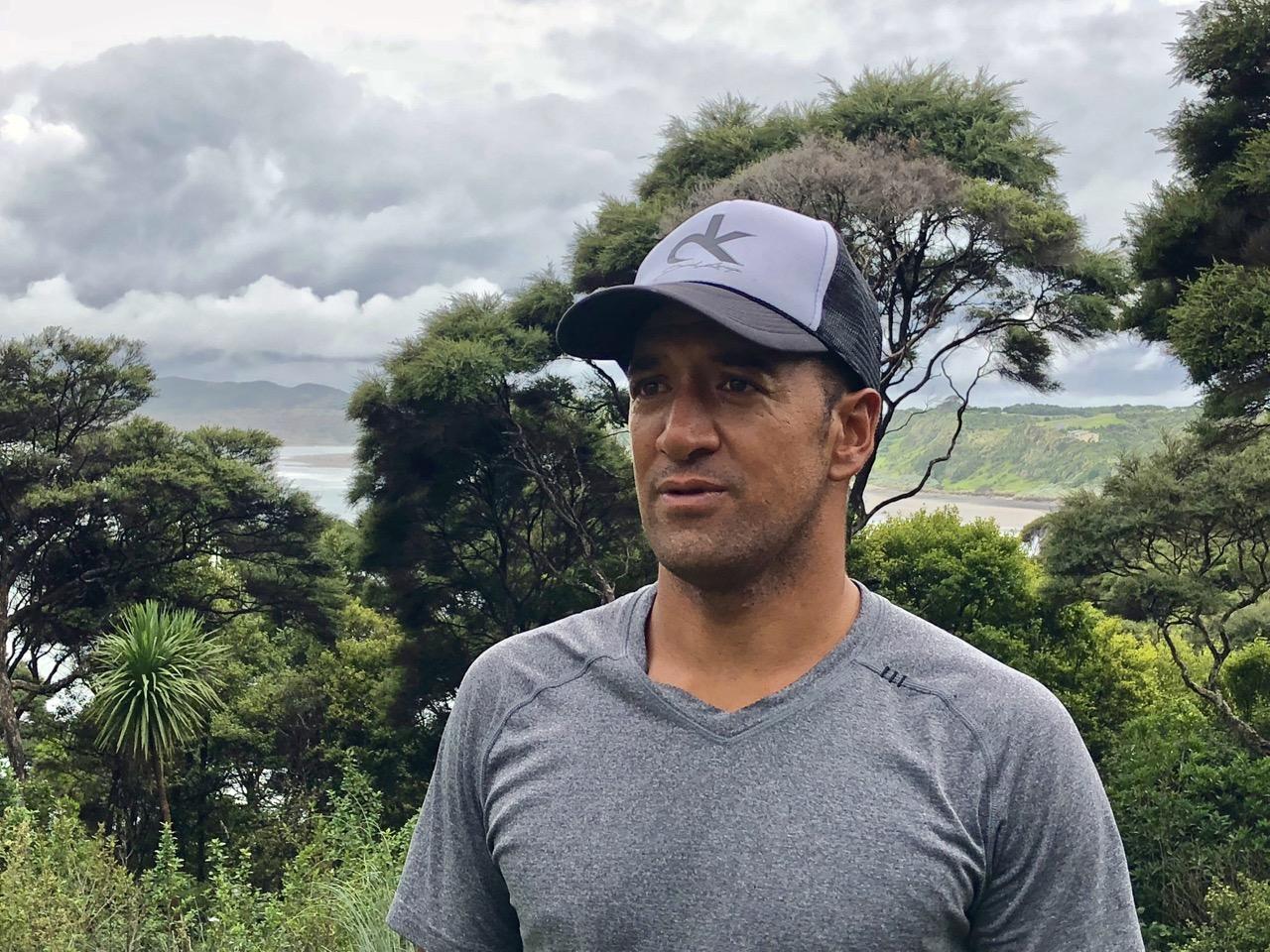 NZ Daniel Kereopa
