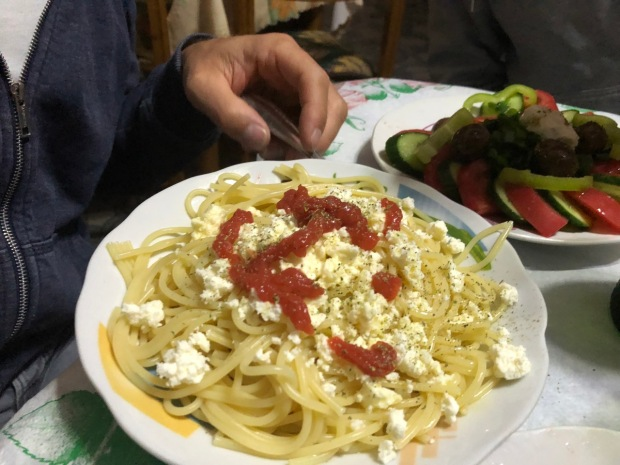 Albanien Spagheti